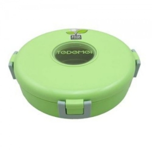 Tuelip Giftsplanet Tedemei Nano Stainless Steel Lunch Box, 920ml, Green