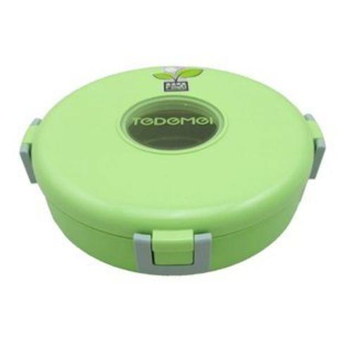 Tuelip Giftsplanet Tedemei Nano Stainless Steel Lunch Box, 920ml, Green