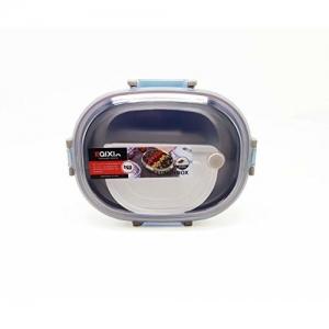 Tuelip Stainless Steel Leak-Proof,Slim,Compact Lunch Box for Office, Kids, School Going Children Boys, Girls