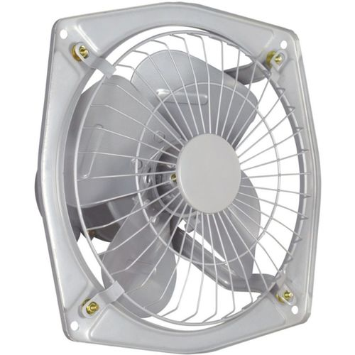 Luminous Fresher 4 Blade Exhaust Fan(Silver, Pack of 1)
