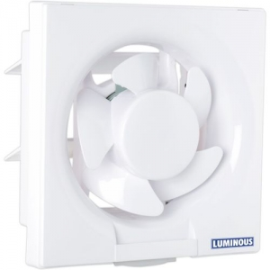 Luminous Vento Deluxe 5 Blade Exhaust Fan(White, Pack of 1)
