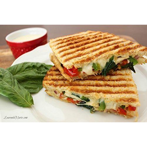 Nova NSG 2438 750-Watt 2-Slice Sandwich Maker (Black)