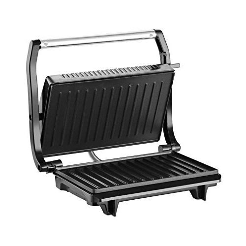 Pigeon 700W Sandwich Griller and Panini Maker (Black)