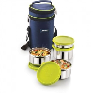 Magnus Romeo 4 container lunch box 1300 ml 4 Containers Lunch Box(1300 ml)
