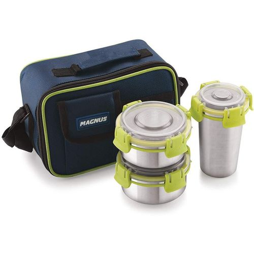 Magnus Ethos3 3 Containers Lunch Box(900 ml)