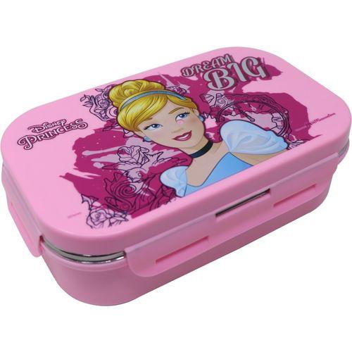 Disney CINDERELLA INSIDE LUNCH BOX - HMPCLB 72250-CIN 1 Containers Lunch Box(500 ml)