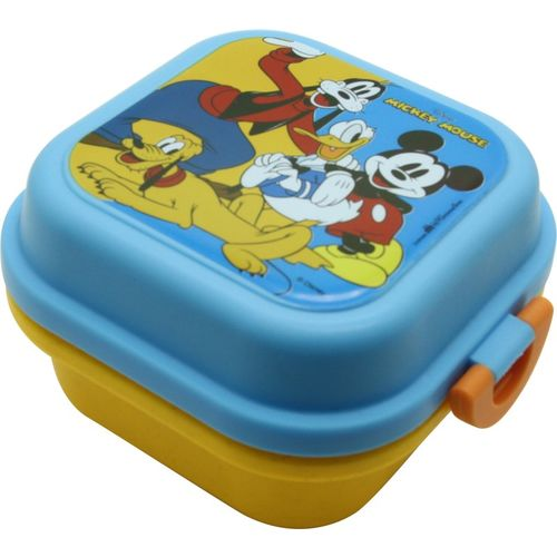 Disney GENUINE LICENSED MICKEY LUNCH BOX - HMWTLB 20386-MK 1 Containers Lunch Box(500 ml)