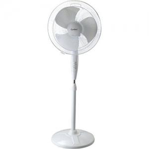 Candes High Speed 400mm Pedestal Fan (White)