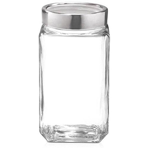 Treo Baba Cart Glassware Jar 1000Ml, 1 pcs Transparent