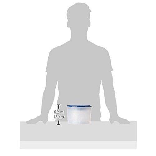 Signoraware Storage Container Set, 3-Pieces, Blue