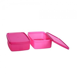 Signoraware Container Set and Lunch Box Set