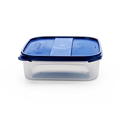 Signoraware Easy to Organise Plastic Container Set, 4-Pieces, Blue