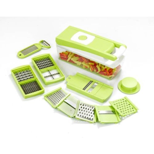 Floraware Multipurpose Dicer Vegetable & Fruit Chopper(1 SET)
