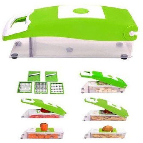 VIVAAN Vegetable & Fruit Grater & Slicer(1 SET OF CHOPPER & SLICER)