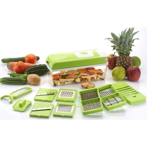 Bluewhale Vegetable & Fruit Chopper(1 chopper set)