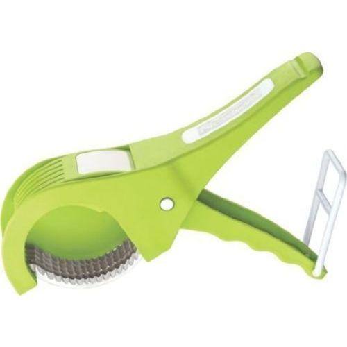 Vepson Nestwell Multi Veg Cut 5 Laser Blade Vegetable & Fruits Cutter Chopper Slicer (Multicolor)