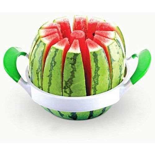 Vepson Watermelon Slicer Cutter Fruit and Vegetable Slicer Cutting Tool