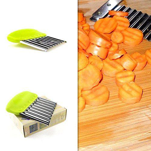 vepson Potato Slicer Vegetable French Fries Cutter Grater Slicer (Multiclolor)