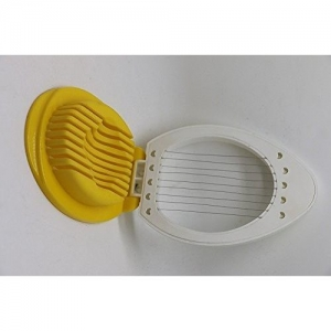 Vepson Boiled Egg Slicer Cutter Chopper (Multicolor)