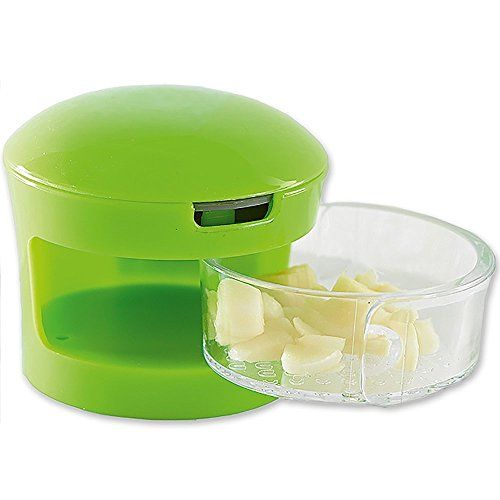Vepson Garlic Chopper Vegetable Slicer Cutter Dicer