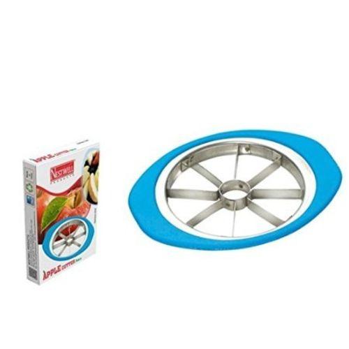 Vepson Nestwell Round Shape Apple Cutter Slicer & Chopper
