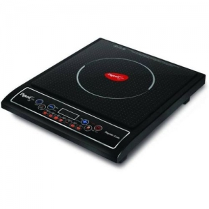 Pigeon Rapido Induction Cooktop(Black, Touch Panel)