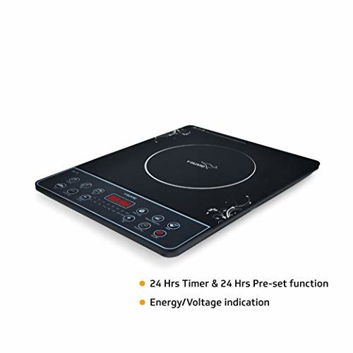 V-Guard VIC 25 Induction Cooktop; 2000 W
