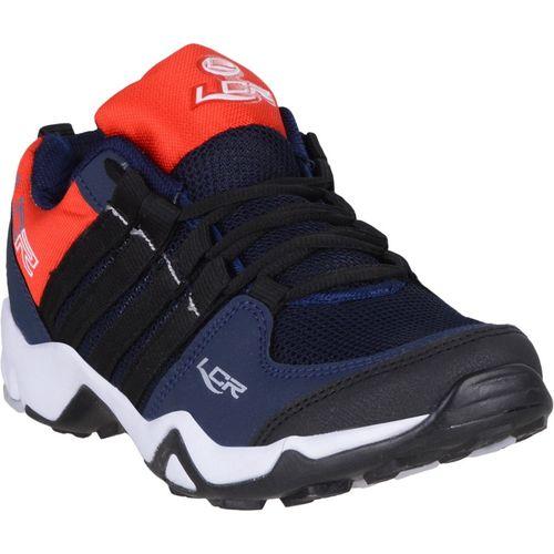 Lancer Running Shoes For Men(Red, Blue)