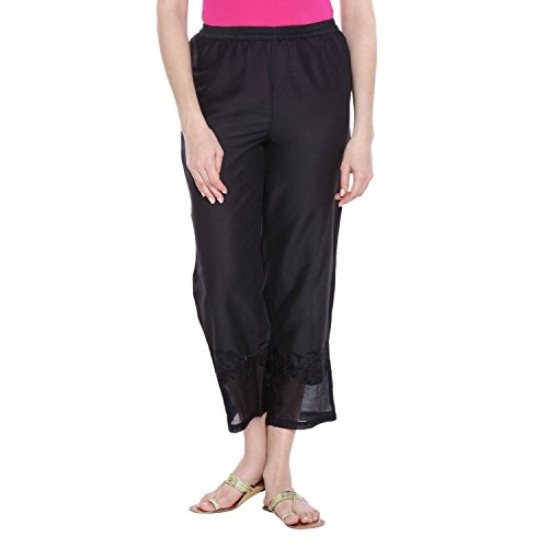 Trishaa By Pantaloons Women's Polyester Pencil Parallel