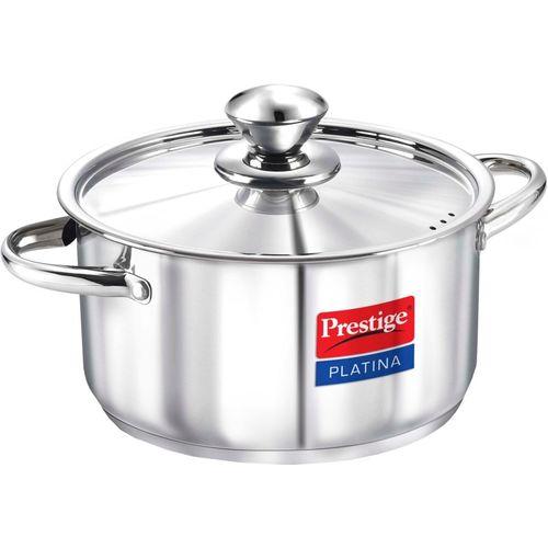 Prestige Platina Cook and Serve Casserole(2 L)