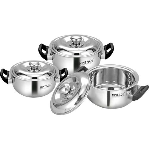 Mintage Casserole(Divine) Gift Pack of 3 Cook and Serve Casserole Set(6400 ml)