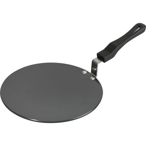 Usha Shriram Hard Anodised (Gas Compatible) Tawa 25 cm diameter(Hard Anodised)