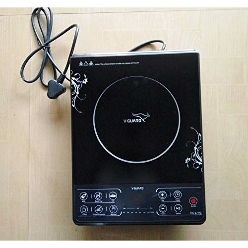 V-Guard Induction Cook top