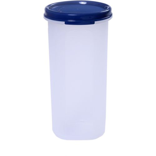 Signoraware Modular Round 650 Ml. - 650 ml Plastic Grocery Container(Blue)
