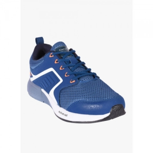 Campus Blue Mesh WEST Running Shoes