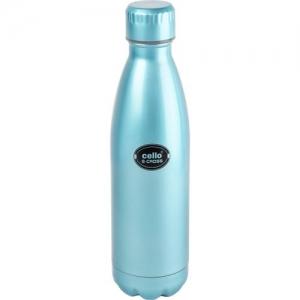 eb67eca46 Cello S-Cross Stainless Steel Water Bottle 500 ml Bottle(Pack of 1