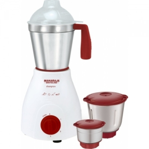 Maharaja Whiteline Champion (MX - 121) 500 W Mixer Grinder(3 Jars)