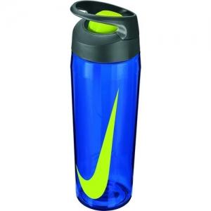 Nike TR Hypercharge Rocker Bottle 24 Oz 700 ml Sipper(Pack of 1, Blue)