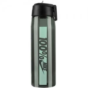 Nike Core Flow 100 Water Bottle 709 ml Sipper(Pack of 1, Grey, Black)
