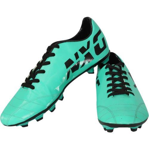 f4f33902c3cd Buy Vector X Football Shoes For Men(Green, Black) online   Looksgud.in