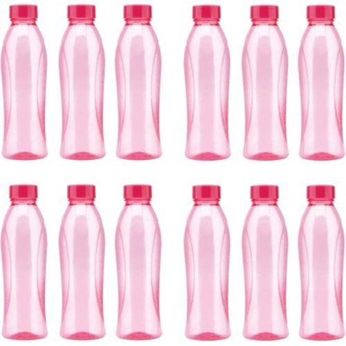 Milton Amazon 1000 ml Bottle(Pack of 12, Pink)