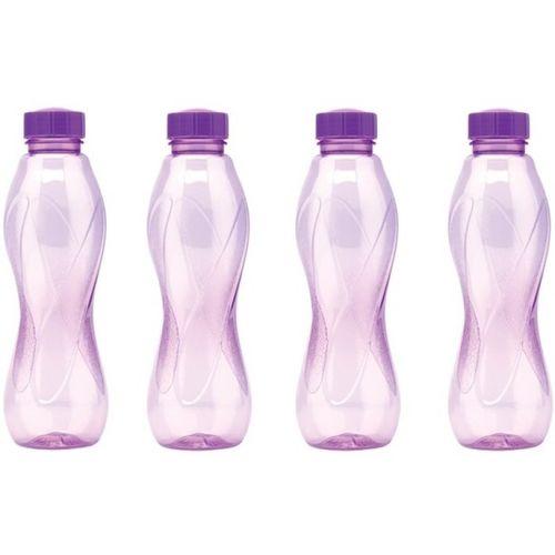 Milton Oscar 1000 ml Bottle(Pack of 4, Purple, Pink)