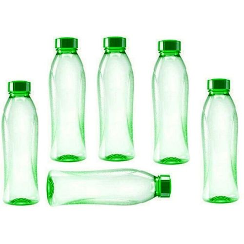 Milton AMOZON 1000 1000 ml Bottle(Pack of 6, Green)