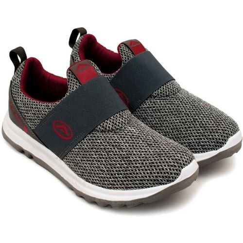 Asian Prime-01 Grey Red Walking Shoes,Gym Shoes,Casual Shoes,Training shoes,Sports Shoes, Running Shoes For Men(Red, Grey)