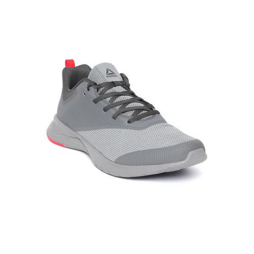 reebok shoes grey colour