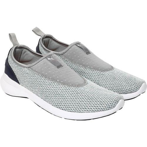 Puma Entrant Slipon IDP Walking Shoes For Men(Grey)