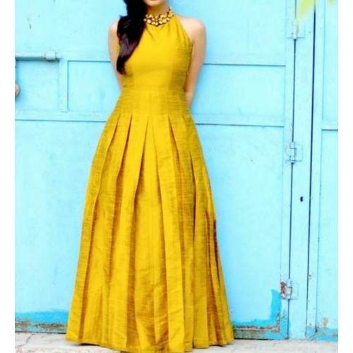 Shilpa Trendy Elegant Gown Dress