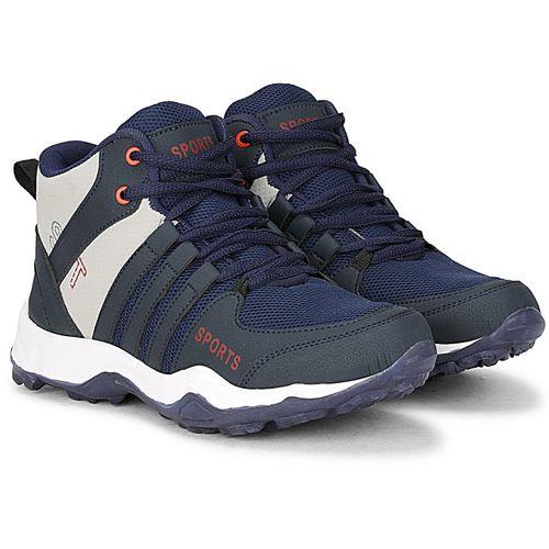 Kraasa Training,Walking,Gym,Sports Running Shoes For Men(Navy)