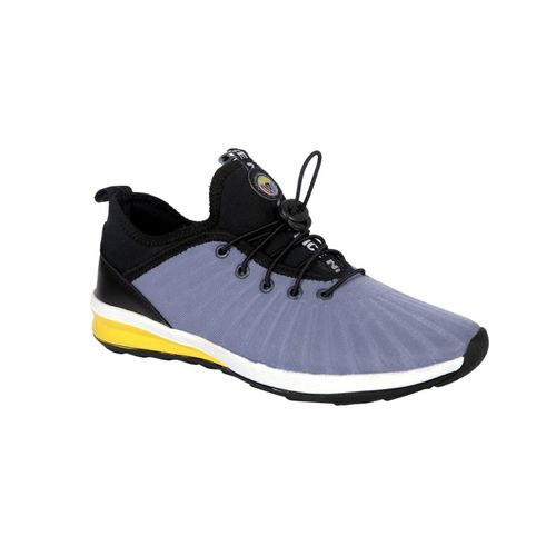 Shoebook Mens Grey Running Shoes For Men(Grey)