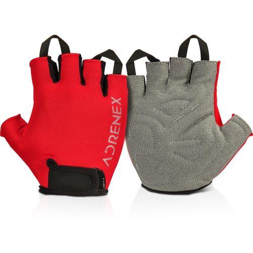 Adrenex by Flipkart Foam Padded Gym & Fitness Gloves(Red)
